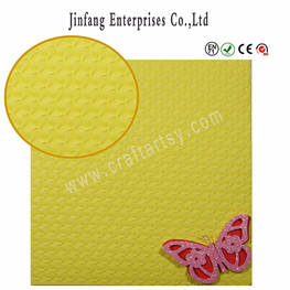 High quality Embossed EVA foam sheets